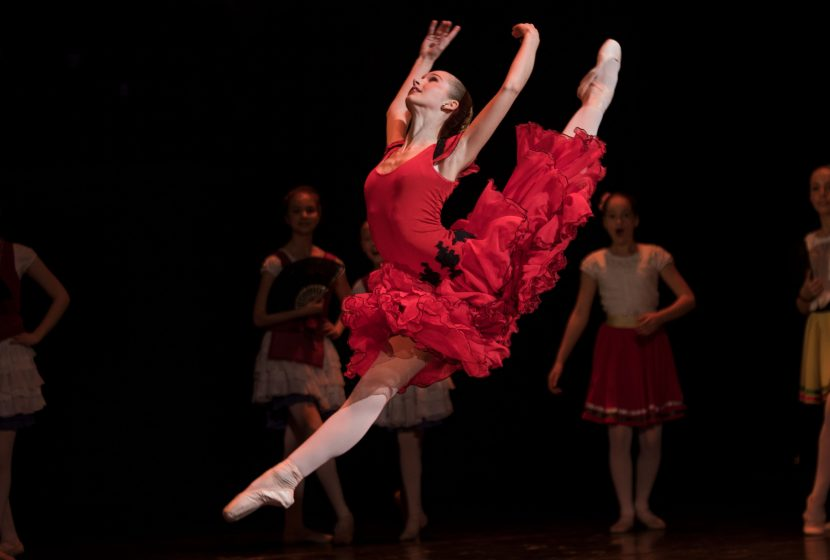 Audition till Alhanko Academy Of Ballet