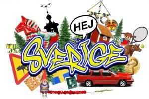 Hej Sverige med BASE23 på Gotland