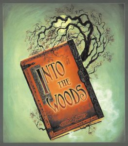 Into The Woods -boken RGB