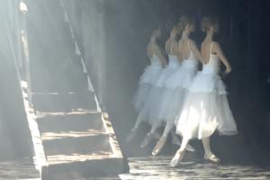 Audition till Balettlinjen