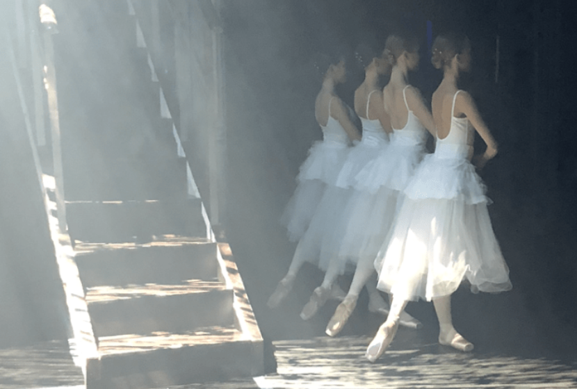 Audition till Alhanko Academy of Ballet